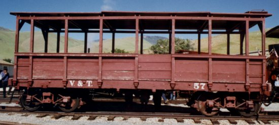 Photo of V&T No. 57