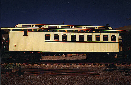 Photo of V&T Coach-Caboose  No. 8